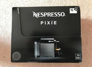 Nespresso Pixie Espresso Machine - Titan Grey - BRAND NEW IN BOX