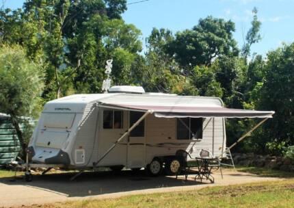 Coromal Princeton Caravan  2005 PRICE REDUCED!! Cannonvale Whitsundays Area Preview