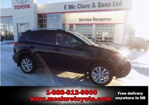 2015 Toyota RAV4 Limited Very clean!