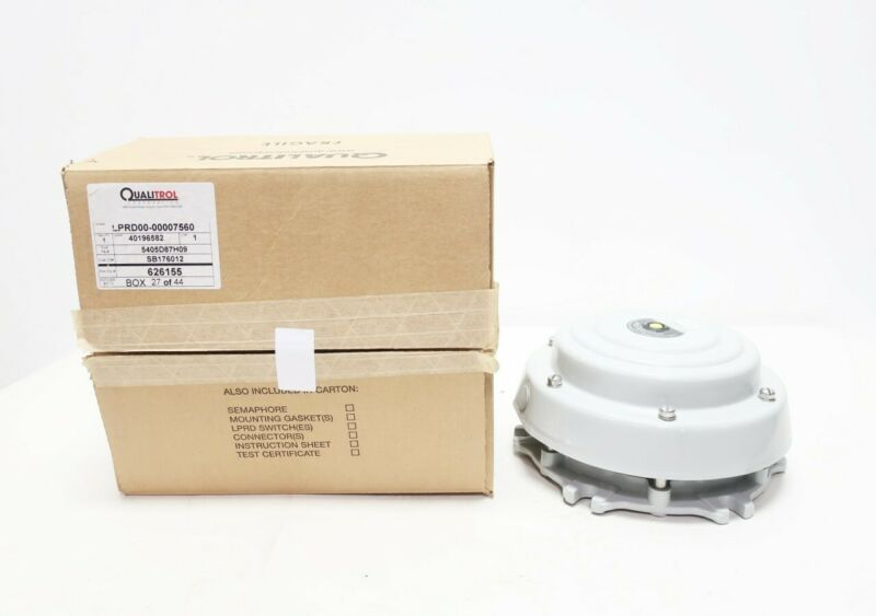 Qualitrol LPRD00-00007560 10psi Large Pressure Relief Device