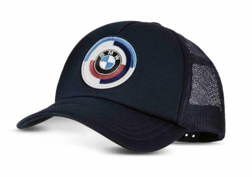 BMW+Genuine+Classic+Motorsport+Adjustable+Cap+Hat+in+Dark+Blue+80162463120