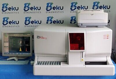 Cell-dyn Ruby Automated Hematology Analyzer