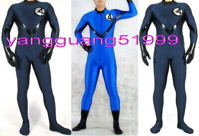 New 2 Style Lycra Fantastic Men 4# Catsuit Costumes Fantasy Men Body Suit F248