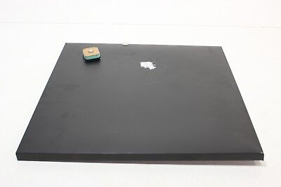 U Brands Square Frameless Magnetic Chalk Board 14 X 14 Inches Black - Preowned