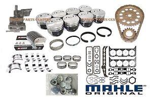 Mercruiser 228 5.0LX MASTER Engine Kit Pistons+Cam/Camshaft+Bearings+Gaskets 1PC