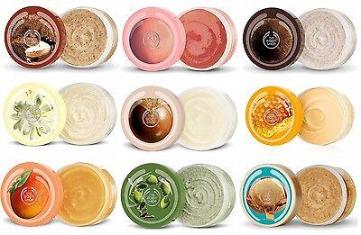 - The Body Shop Fruity Body Scrub U Pick Scent NEW