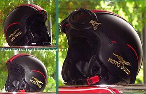 CASCO-VINTAGE-IN-PELLE-PERSONALIZ-MOTO-GUZZI-BMW-HARLEY-DAVIDSON-VESPA-LAMBRETTA