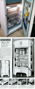 1930 coldshot. Fridge/Freezer