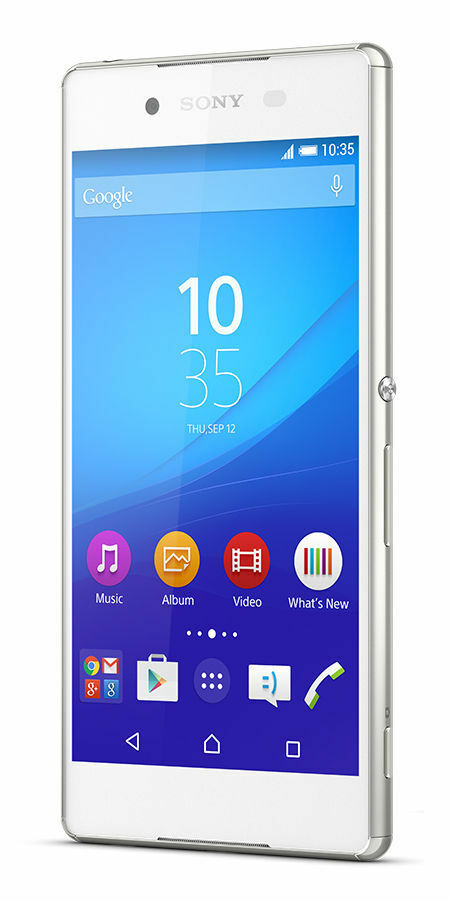 Sony Xperia Z3+ + E6553 - 32GB - White (Unlocked) Smartphone