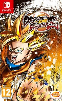 Dragon Ball FighterZ (Switch) New & Sealed UK PAL Free UK Postage