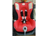 Britax Car Seat - Forward + Rear Facing