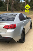 """20"""" staggered wheels and tyres (VE/VF Holden) Burton Salisbury Area Preview"""
