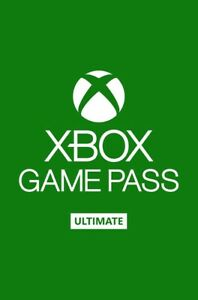 FREE - XBOX Game Pass Unlimited