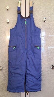 Blue Carter's 4T Snow Pants