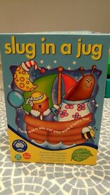 Orchard Toys - 'Slug in a Jug' fun rhyming and learning game