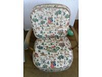 Ercol Chairs - Horse Print