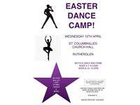 KIDS EASTER DANCE CAMP!