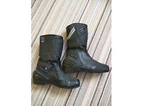 RST Ladies Motorcycle Boots