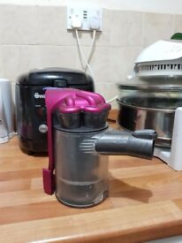 Dyson dc30 dc31 dc35 dc44 complete bin also filter available