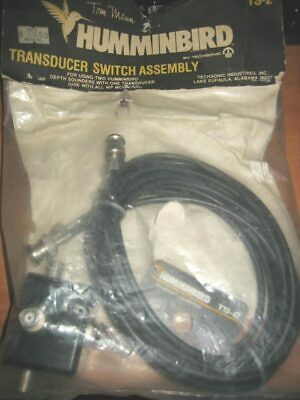 Humminbird TS-2 TS2 Transducer Switch Assembly ()