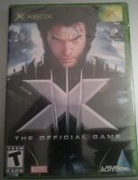X-Men 3: The Official Game XBOX *BRAND NEW* *NEW PRICE* *$5*