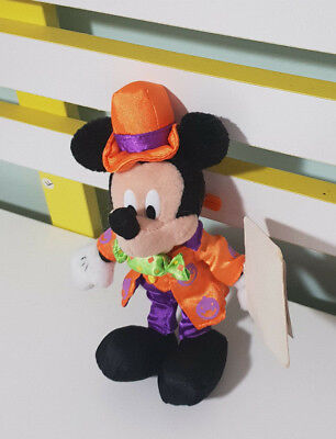 MICKEY MOUSE DRESSED IN HALLOWEEN OUTFIT CHARACTER TOY TOKYO DISNEY RESORT TOY](Thomas The Train Halloween Outfit)