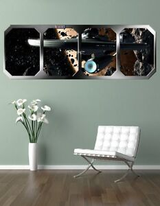 STAR-TREK-ASTEROID-FEILD-GIANT-WINDOW-VIEW-PRINTED-POSTER