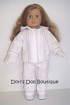 Doll Clothes fits American Girl * JACKET,PANTS, & MITTENS * Free USA Shipping! on Rummage