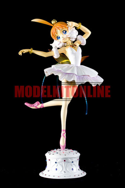 PRINCESS TUTU CUTE DUCK ANIME 1/6 UNPAINTED RESIN FIGURE MODEL KIT