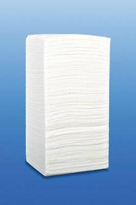 1000 Vliesstoffkompressen, Vlieskompressen unsteril, 7,5 x 7,5 cm, 4-fach/30g