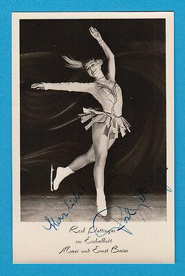Rosl Pettinger ( Rosi Pettinger )  - Eiskunstlauf / Eisballett - # 15826