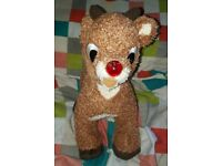 BUILD A BEAR REINDEER