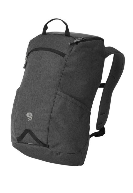 Mountain Hardwear Piero 25 Liter Backpack Black Gray Bucket Too Hiking Everyday