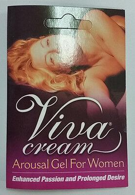 MD LABS VIVA CREAM GEL FEMALE SEXUAL ENHANCER ENHANCEMENT HERBAL