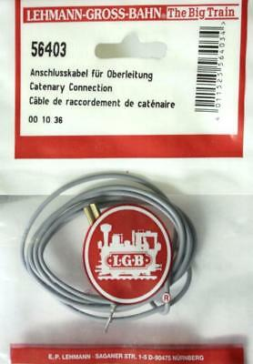 LGB 56403 G - Anschlusskabel für Oberleitung NEU & OvP