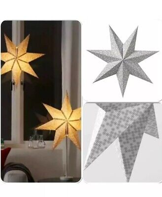 "2012 SET OF IKEA CHRISTMAS  STRING OF LIGHTS /""STRALA/"" 702.659.83 1"
