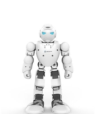 UBTECH Alpha 1S White Humanoid Robot
