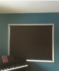 Black out cellular shade blinds