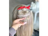 Hair extension course