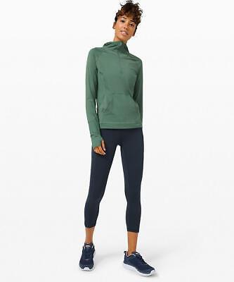 "NWT  align crop lululemon leggings color navy blue 7/8 25"" usaw8/ukw12/M"