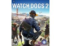 Watchdogs 2 PS4 new