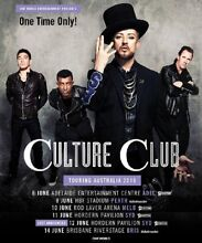 Wanted front row culture club ticket for Melbourne show Berwick Casey Area Preview