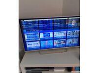 Sony 42'' Bravia TV (Cracked LCD)