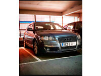 Audi A3 Red Leather Seats 184K Miles
