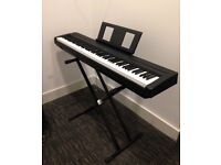 Yamaha p-45 digital piano immaculate condition barely used