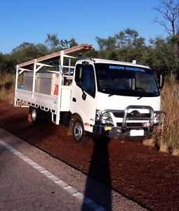 2011 Hino 300 ..(617) Broome Broome City Preview