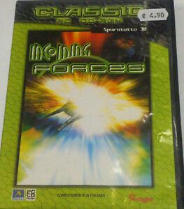 Incoming Forces gioco pc game nuovo italiano sigillato - italia, Italia - L'oggetto può essere restituito - italia, Italia