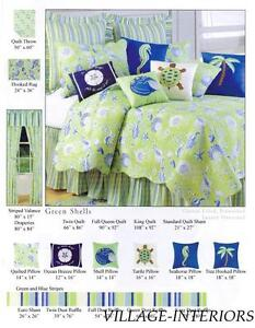 Coastal Style Quilts And Comforters | Interior Decorating Tips
