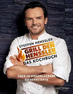 Grill den Henssler Das Kochbuch Steffen Henssler Buch GU VERLAG NEU
