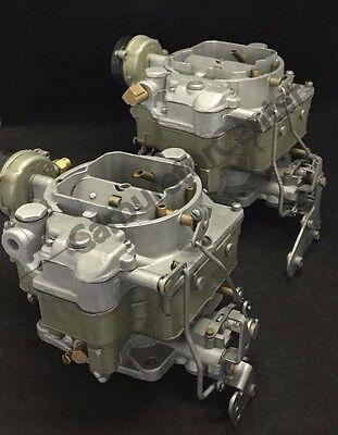 1955-1956 Cadillac Dual Quad Carter WCFB Carburetor *Remanufactured